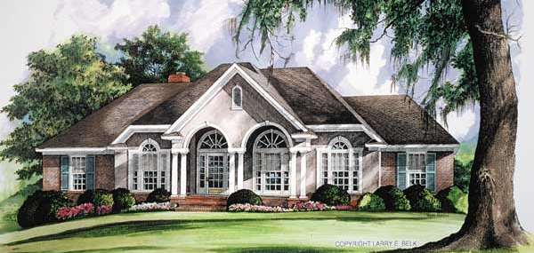 House plans home blueprints belk design and marketing llc for Larry e belk home designs