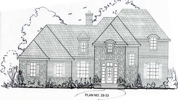 House Plans and Home Designs FREE » Blog Archive » ADAIR HOME