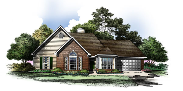 House plan 15 05 belk design and marketing llc for Larry e belk home designs