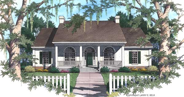 House plan 26 21 belk design and marketing llc for Larry e belk home designs