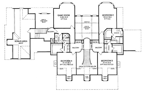 House plan 50 03 belk design and marketing llc for Larry e belk home designs