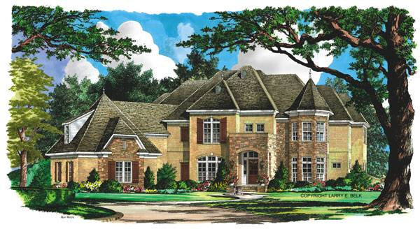 House plan 61 03 belk design and marketing llc for Larry e belk home designs