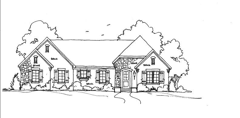 House plan 16 22cp belk design and marketing llc for Larry e belk home designs
