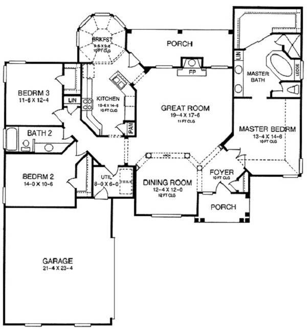 Quote form for plan 19 01b belk design and marketing llc for Larry e belk home designs