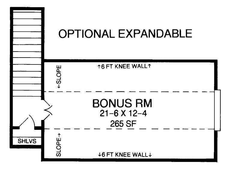 Opt Second Floor Bonus