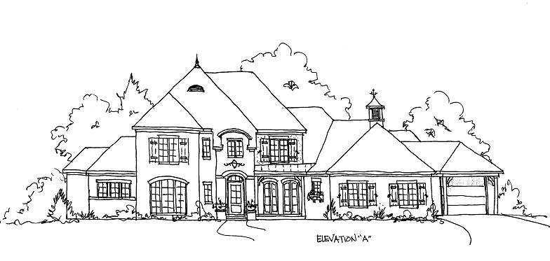 House plan 36 27 belk design and marketing llc for Larry e belk home designs
