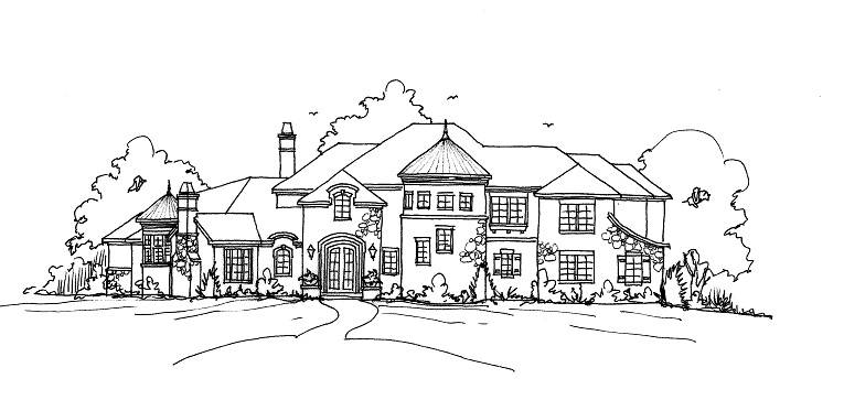 House plan 43 19 belk design and marketing llc for Larry e belk home designs